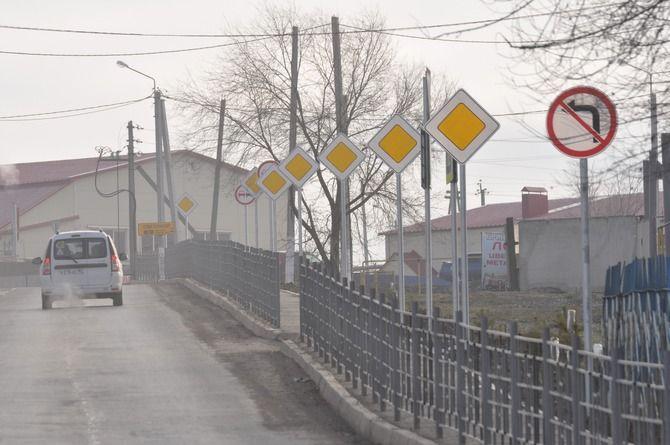 38 знаков на 400 метров: в России появилась «самая главная дорога»