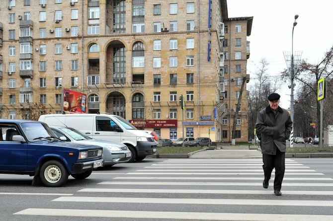 В России подготовили новый ГОСТ для безопасности пешеходов