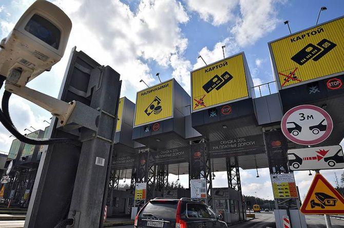Водителей будут штрафовать за неоплату проезда по платным трассам