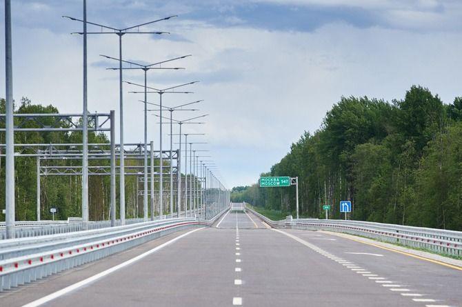 «В сроки уложимся»: в «Автодоре» прокомментировали дату открытия трассы М-11