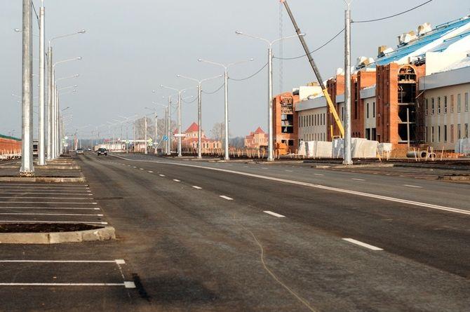 Начинаются работы по строительству новой магистрали в Йошкар-Оле