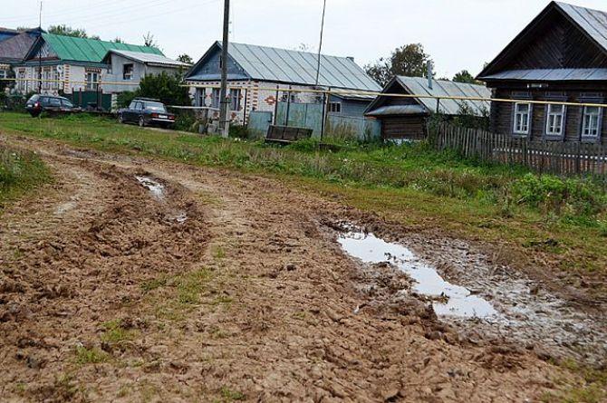 Дорожный нацпроект могут распространить на сельские дороги