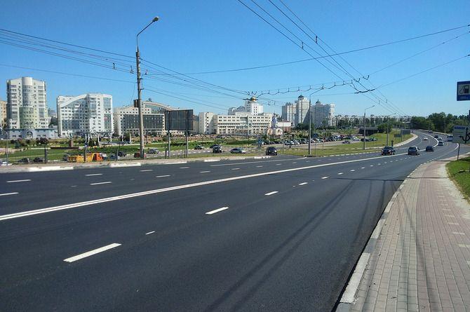 Лидерство в нацпроекте позволит Белгороду построить больше дорог в 2020 году