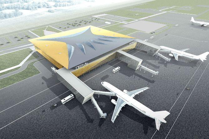 Дитрих поручил закончить реконструкцию пермского аэропорта до наступления холодов