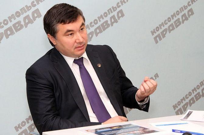 На должность начальника ФКУ Упрдор «Приуралье» назначен Азамат Илимбетов