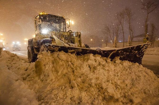 На 700 тысяч рублей оштрафуют подрядчика за плохую уборку дорог в Челябинске