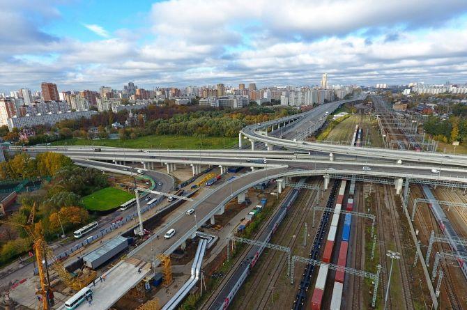 Северо-Восточную хорду продлят за МКАД и присоединят к новой трассе Москва-Казань