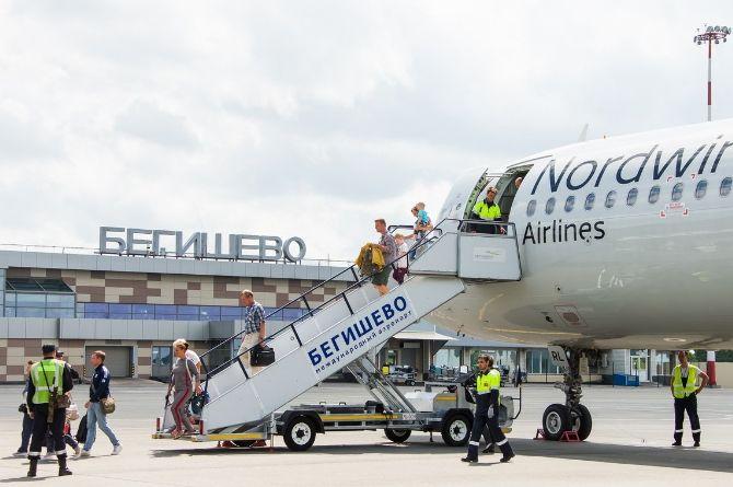 Аэропорт Бегишево ищет подрядчика для проведения работ по реконструкции