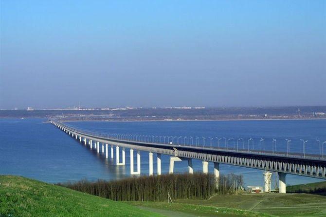 Кольцевая развязка Президентского моста в Ульяновске обойдётся в 2 миллиарда рублей