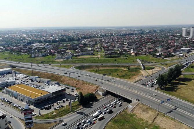 На строительство восточного въезда в Краснодар потратят 8 миллиардов рублей