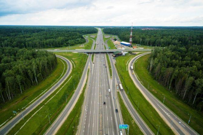 Новые транспортные развязки и надземные переходы построят на М-4 «Дон»