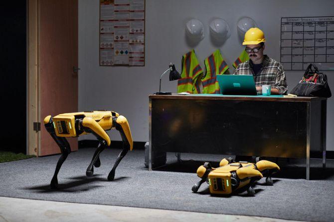 Hyundai купил Boston Dynamics: вместе они займутся развитием беспилотного транспорта