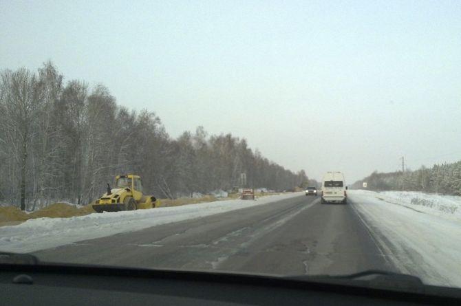 Узкий участок трассы Челябинск — Екатеринбург расширят до четырех полос