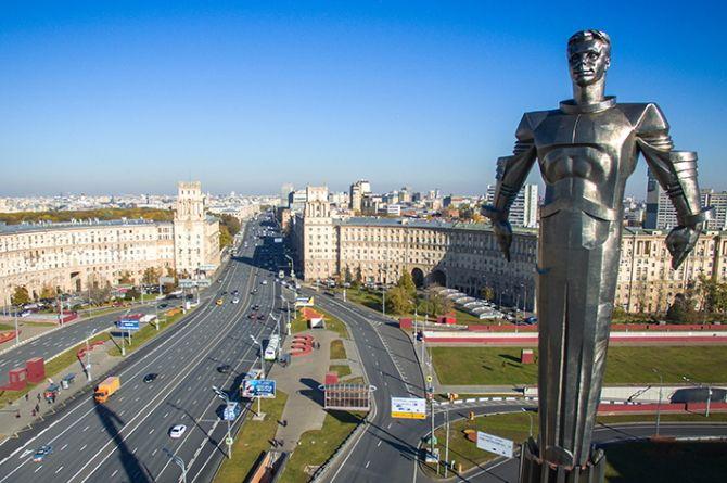 По нацпроекту «БКАД» отремонтируют более 100 улиц, названных в честь космонавтов