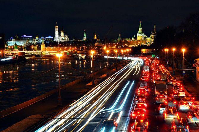 Москва стала мировым лидером по количеству пробок. Но это хорошо, говорят в Дептрансе