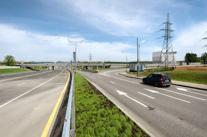 В Подмосковье построят новую платную дорогу