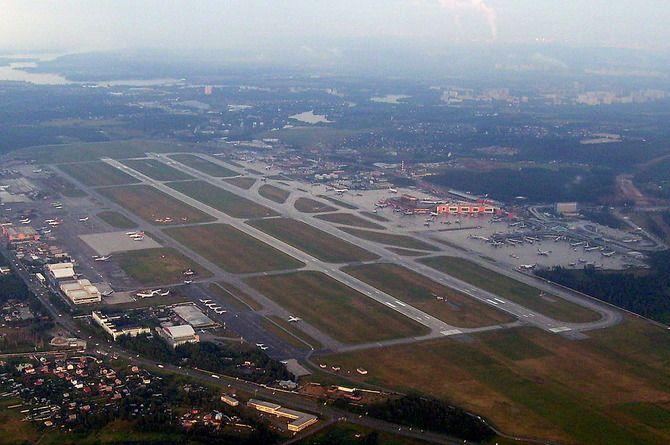 Аэропорт Шереметьево выбрал подрядчика для реконструкции ВПП-1