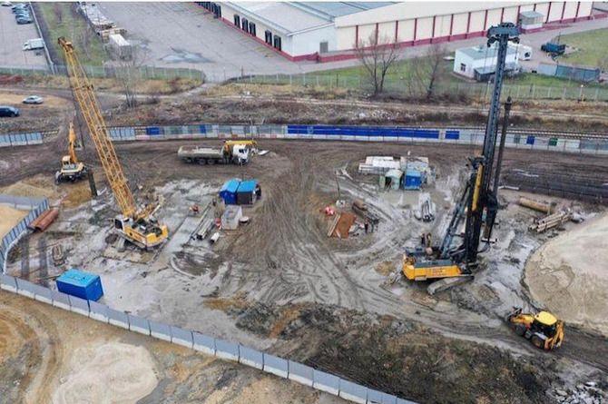 Активисты остановили строительство Юго-Восточной хорды в Москве