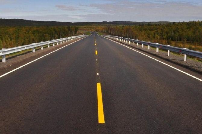 Дорогу от Красноярска до Элиты расширят за миллиард