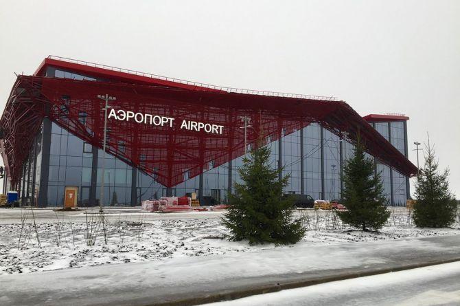 В Саранске продают аэропорт