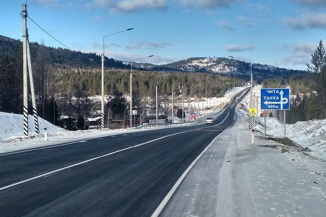 На трассе Р-258 «Байкал» появятся новые тротуары, переходы и освещение