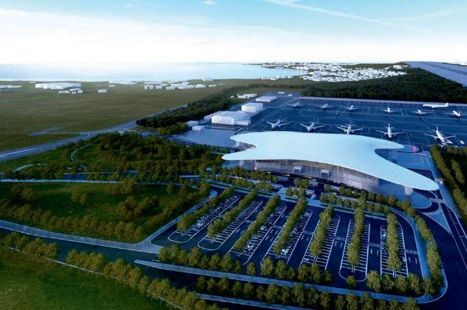 Строительство нового аэровокзального комплекса в Геленджике подорожало до 5,4 миллиарда