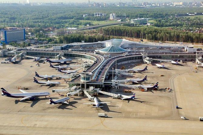 В 2020 году реконструируют ВПП-1 аэропорта «Шереметьево»
