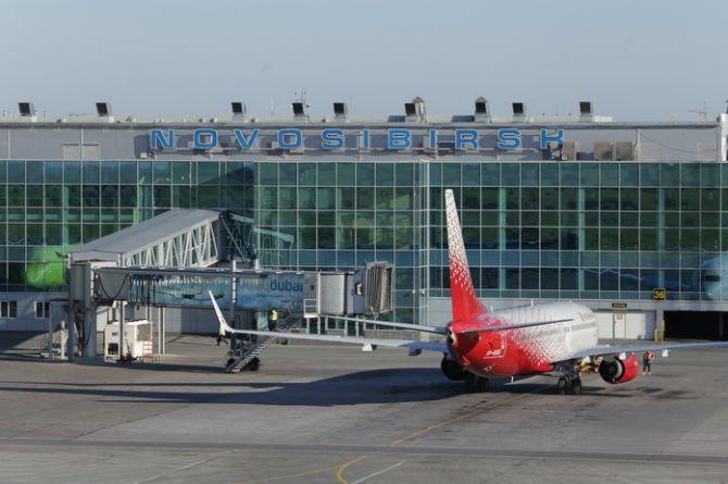 На реконструкцию ВПП аэропорта Толмачёво в этом году направят 991 миллион рублей