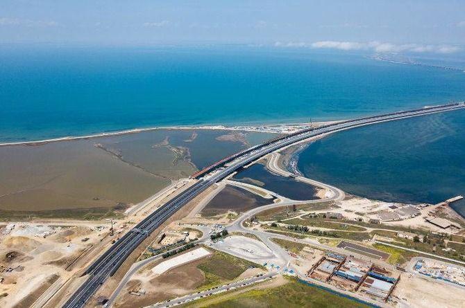Компания Ротенберга выиграла тендер на строительство дороги от Краснодара к Крымскому мосту