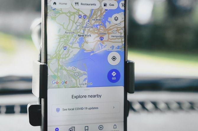 Google-карты начнут составлять более экологичные маршруты