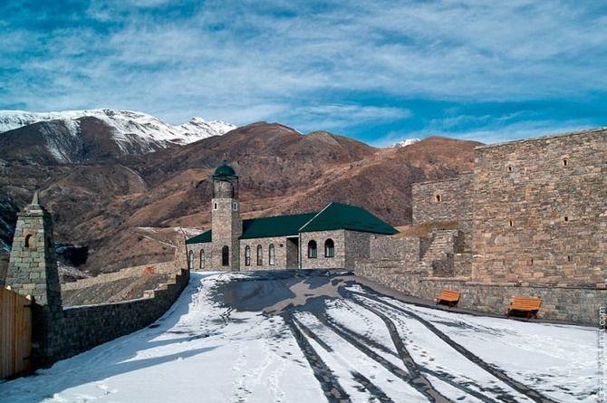 Кадыров надеется на скорое открытие дороги между Чечнёй и Грузией