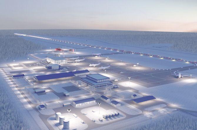 Провалился очередной тендер на строительство аэропорта в Мирном