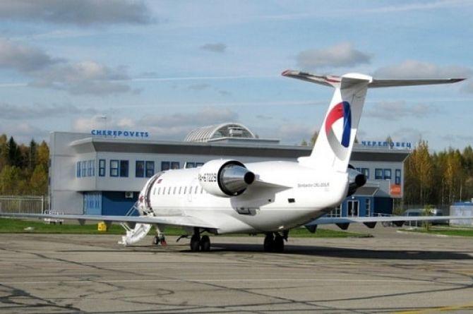 В аэропорту Череповца построят новый терминал