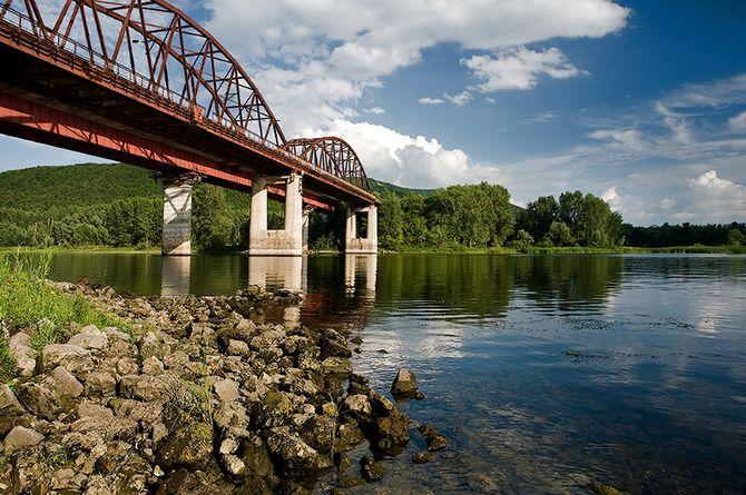 В Самаре ищут подрядчика для строительства нового моста через реку Сок