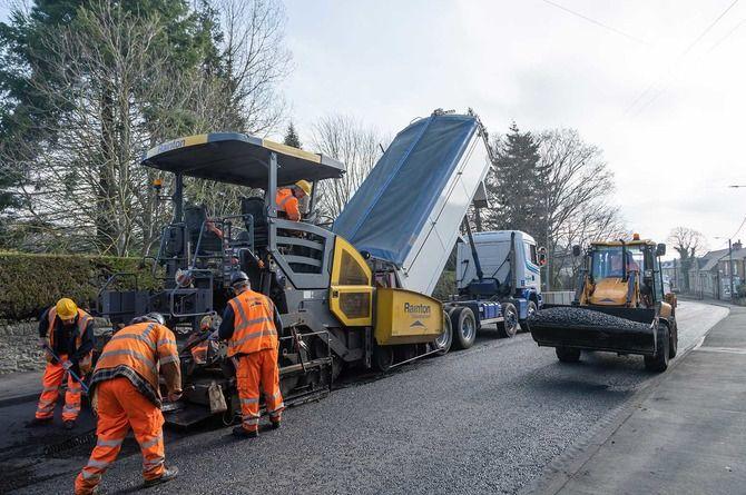 Власти Великобритании заказали укладку дороги из переработанного пластика