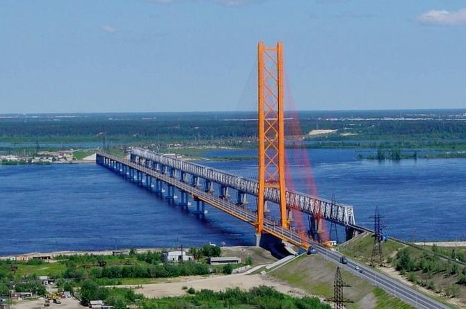 Строительство нового моста через Обь в Сургуте начнётся в 2021 году