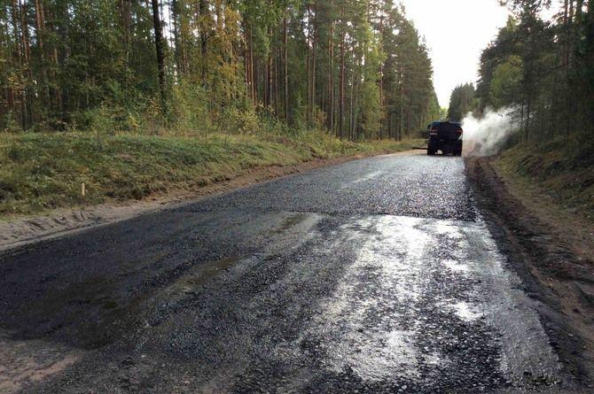 Грунтовки в Ленобласти улучшат по финской технологии