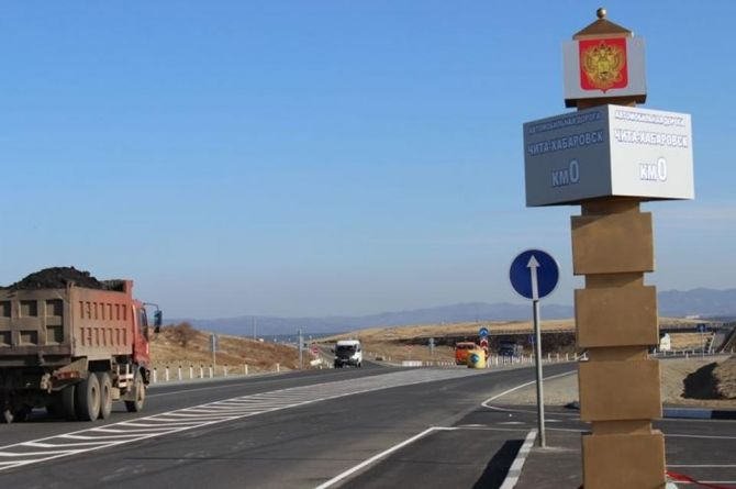В Забайкалье стали использовать горячую регенерацию при строительстве дорог