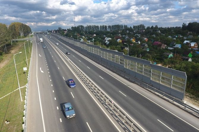 На ремонт 8 километров трассы М-7 во Владимирской области потратят 1,47 миллиарда рублей