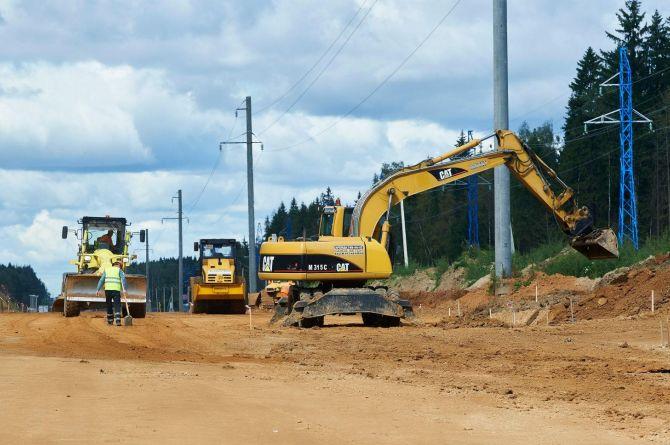 Строительство трассы М-12 включено в антикризисный план правительства РФ