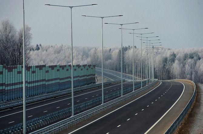 Движение по трассе М-11 откроет лично Путин