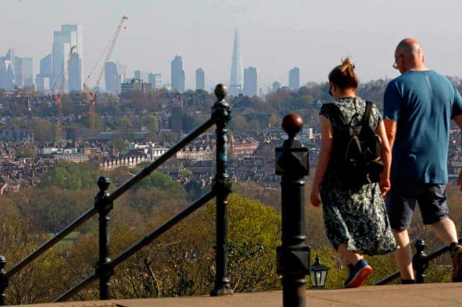 Москва заняла второе место в мировом рейтинге пешеходных городов