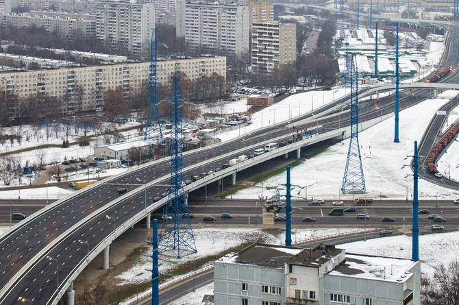 Московские хорды будут достроены до 2023 года