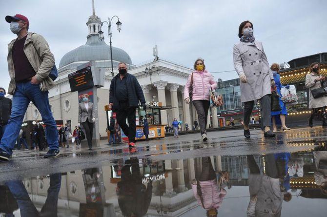 Москва вводит новые ограничения из-за коронавируса