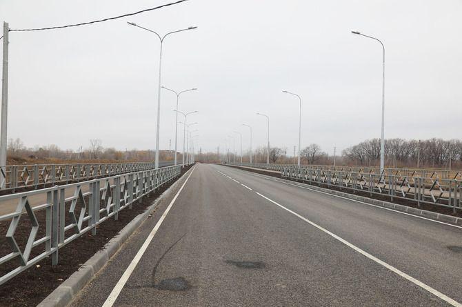 Строятся новые дороги в самарском Волгаре