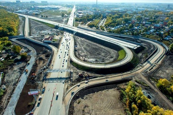 В Нижнем Новгороде ищут подрядчика для строительства развязки
