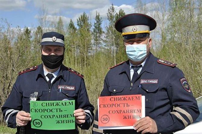 ГИБДД Москвы поддержали идею снижения скорости до 30 км\ч