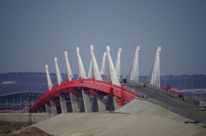 Мост Благовещенск — Хэйхэ получил разрешение на ввод в эксплуатацию
