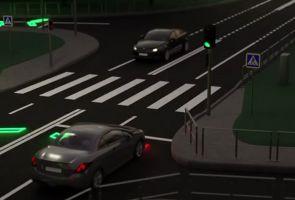В московском Зеленограде дорожное покрытие научили распознавать скорость машин