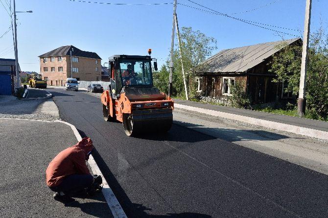 В Салехарде построят первую четырёхполосную дорогу и демонтируют бесполезные ограждения